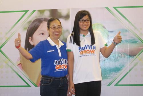 Phương Trâm và HLV Võ Thị Mỹ Trang sẽ sang Mỹ tập huấn từ tháng 6