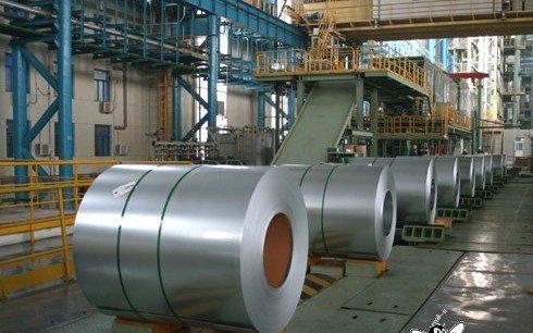 Trung Quốc dính cáo buộc bán phá giá thị trường thép thế giới. Hình minh họa