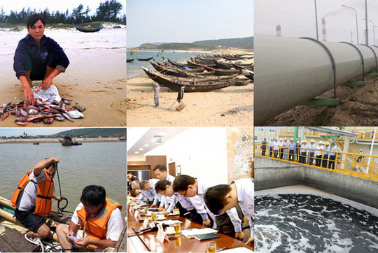 Sự cố môi trường gây hiện tượng cá chết bất thường tại 4 tỉnh miền Trung là một thảm họa về môi trường, gây thiệt hại nặng nề