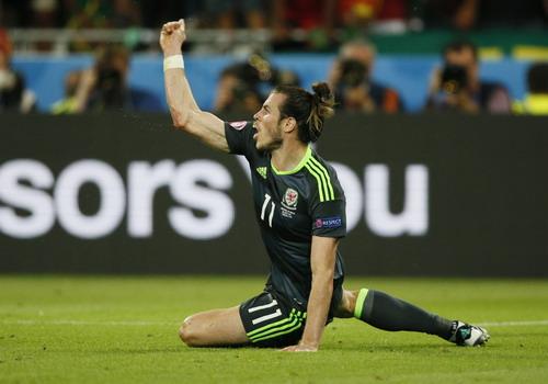 Bale bị loại khỏi Đội hình tiêu biểu Euro 2016
