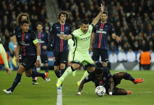 Trận đấu hấp dẫn từ đầu đến cuối tại sân Parc des Princes