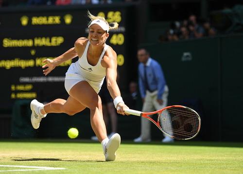 Angelique Kerber sẽ là tay vợt hiếm hoi thắng cả hai chị em Williams?
