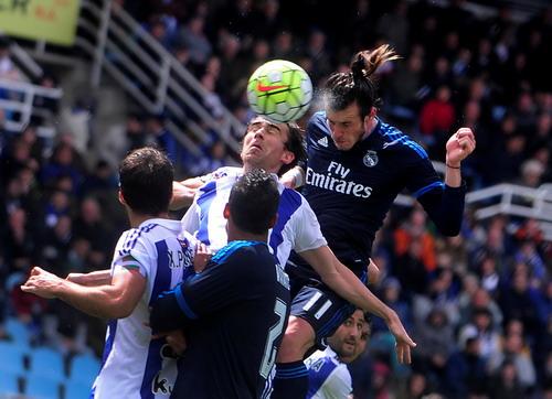 Gareth Bale ghi bàn trong chiến thắng của Real Madrid