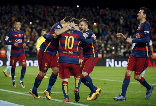 Barcelona còn khá nhiều mục tiêu để chinh phục mùa này