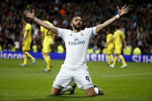 Benzema liên tiếp lập công cho Real sau khi mất suất dự Euro