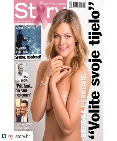 Bà nghị sĩ trẻ không ngại xuất hiện nóng trên bìa báo Story