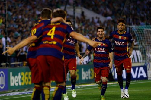 Niềm vui đã thực sự trở lại với Barca sau ba trận toàn thắng