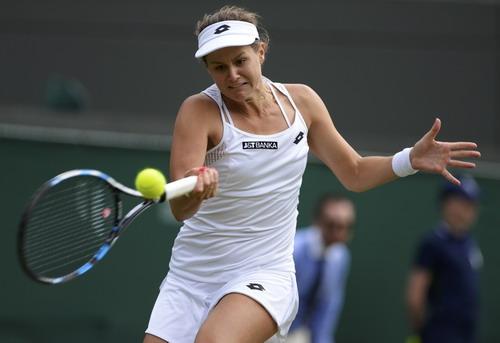 Jana Cepelova tạo ấn tượng mạnh mẽ tại Wimbledon