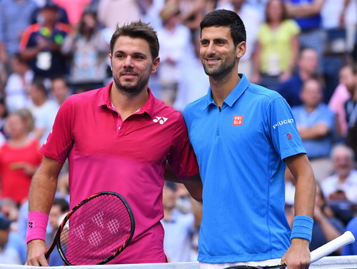 Wawrinka và Djokovic tự tin tiến vào trận chung kết