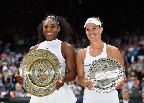 Danh hiệu thứ 7 của Serena tại Wimbledon