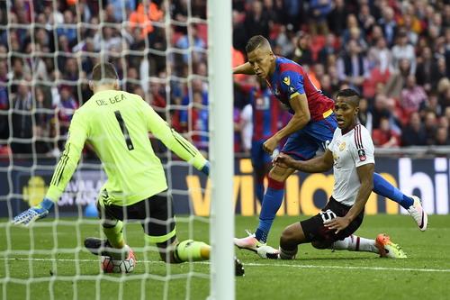 De Gea là một nửa thành công của Man United trong trận chung kết