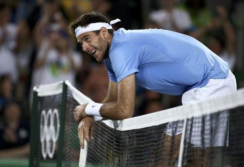 Martin del Potro thất vọng với trận thua trước Andy Murray