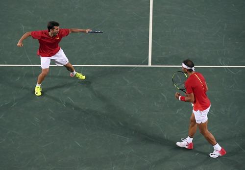 Nadal và Marc Lopez chinh phục Rio 2016