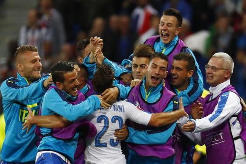 Giaccherini còn làm được nhiều điều cho tuyển Ý tại Euro 2016?