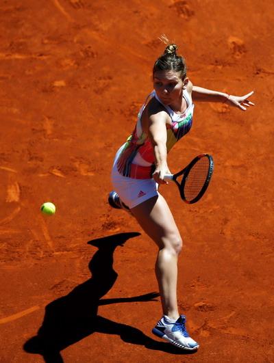 Simona Halep có cơ hội lớn ở Madrid Open 2016