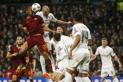 Roma kết thúc hành trình tại cúp châu Âu bằng màn trình diễn chấp nhận được