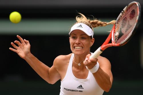 Angelique Kerber không thể tái lập kỳ tích như tại giải Úc mở rộng