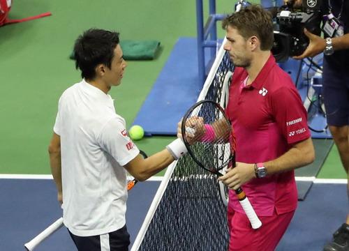 Không có trận chung kết US Open thứ hai cho Nishikori