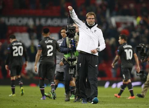 Liverpool hồi sinh với Jurgen Klopp