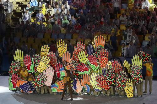 Người Brazil đã làm tất cả cho kỳ Thế vận hội đầu tiên trên đất Nam Mỹ