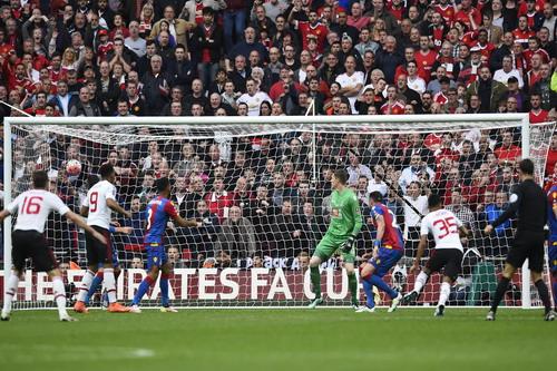 Lingard (35) ghi bàn quyết định ở phút 110