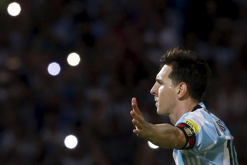 Messi ghi bàn thắng thứ 50 cho tuyển Argentina