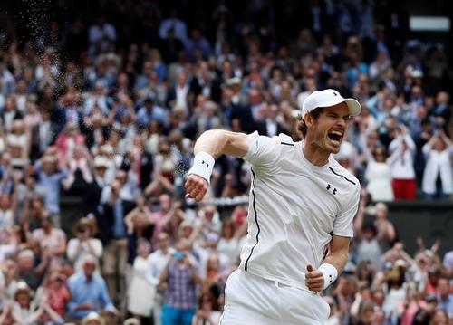 Andy Murray đã có một mùa giải rất thành công tính đến nay