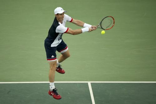 Andy Murray có mặt ở bán kết với Nishikori