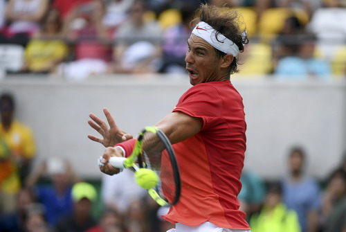 Nadal mạnh mẽ vào bán kết, chờ gặp Del Potro