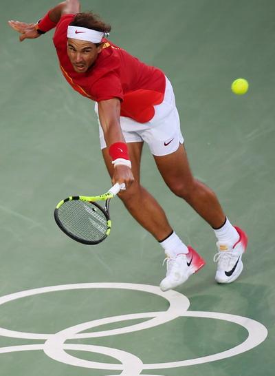 Rafa Nadal trắng tay ở nội dung đơn