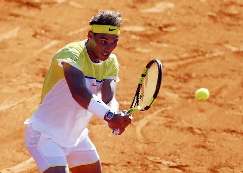 Nadal từng 8 lần vô địch liên tiếp ở Monte Carlo