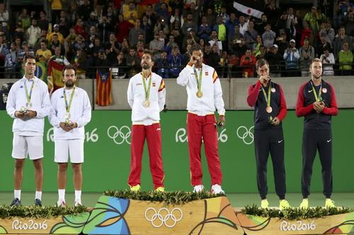 Sau 8 năm, Nadal lại giành HCV Olympic