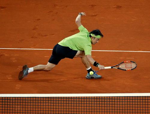Nishikori thua trận thứ 7 liên tiếp trước Djokovic