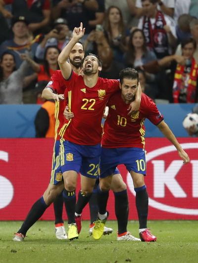 Tây Ban Nha đang khiến người Ý phải lo lắng