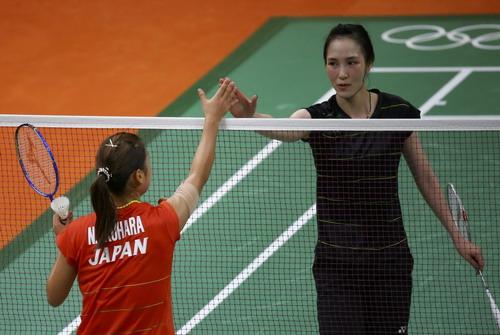 Nozomi từng đối đầu Vũ Thị Trang ở vòng bảng