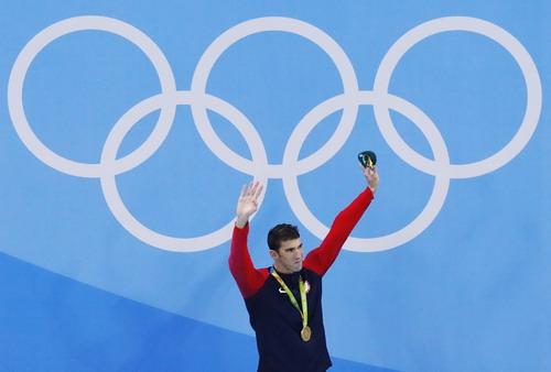 Thể thao gia giàu thành tích nhất Olympic