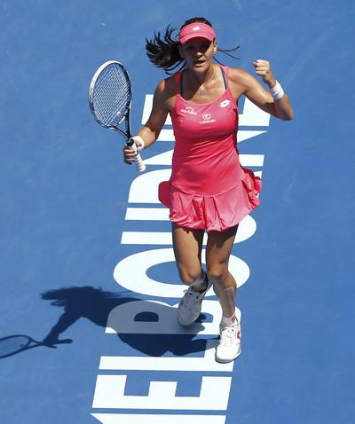 Radwanska trên đường trở lại kể từ sau giải cuối mùa WTA 2015