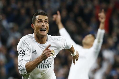 Ronaldo đang có phong độ ghi bàn cực tốt