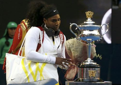 Serena và giấc mơ thứ 22 tan vỡ