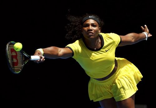 Serena Williams dễ dàng khuất phục Camila Giorgi