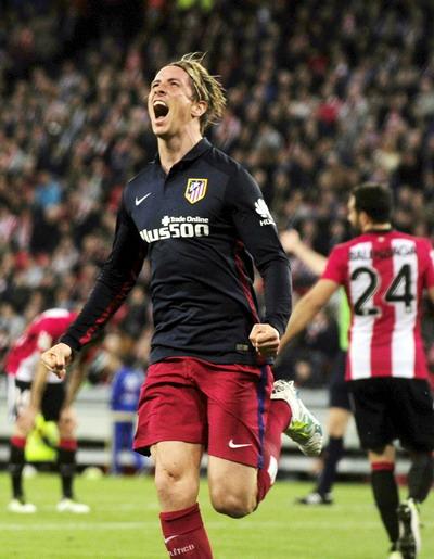 Gà son Torres tiếp tục lập công cho Atletico