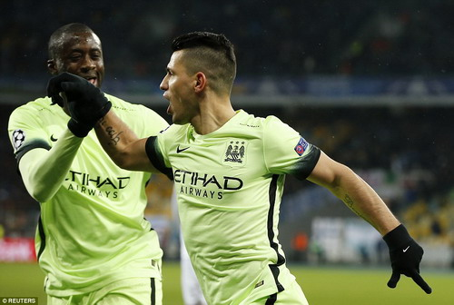 Man City chấm dứt chuỗi 3 trận thất bại thảm hại trước đó
