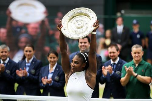 Serena chinh phục hầu hết kỷ lục ở Wimbledon