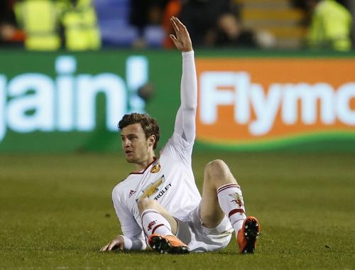 Will Keane chấn thương, M.U chỉ chơi với 10 người cuối trận