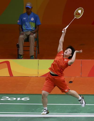 Tay vợt 19 tuổi Yamaguchi đánh bại nhà vô địch thế giới 2013