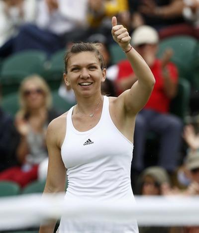 Simona Halep vào vòng ba