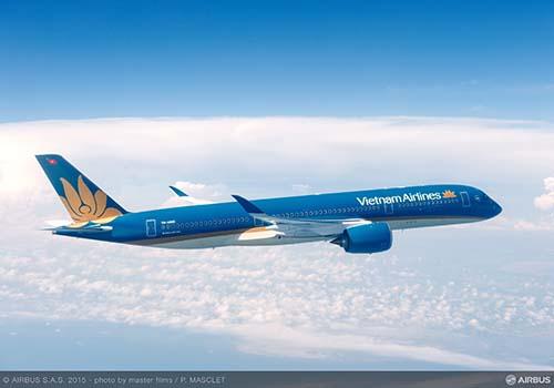 Rolls-Royce cung cấp thêm 10 máy bay A350 XWB cho Vietnam Airlines