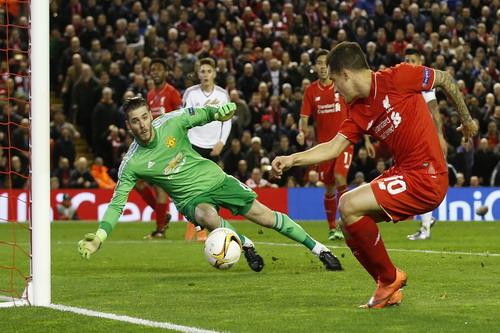 De Gea xuất sắc cứu thua nhiều phen cho khung thành Man United