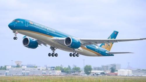 Siêu máy bay A350 của Vietnam Airlines