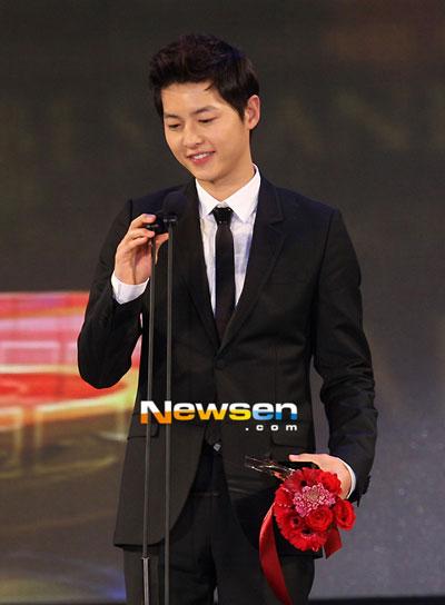 Song Joong Ki được chính phủ Hàn Quốc bổ nhiệm làm đại sứ quảng bá du lịch cho quốc gia này